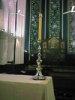 Candlesticks & Cross