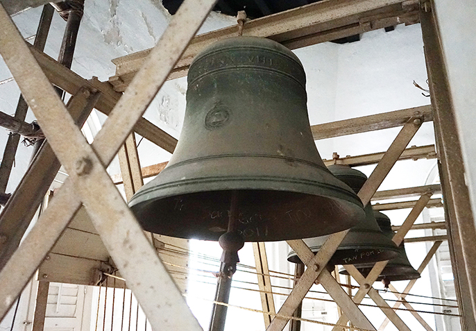 The Bells of St Andrew's Cathedral Project