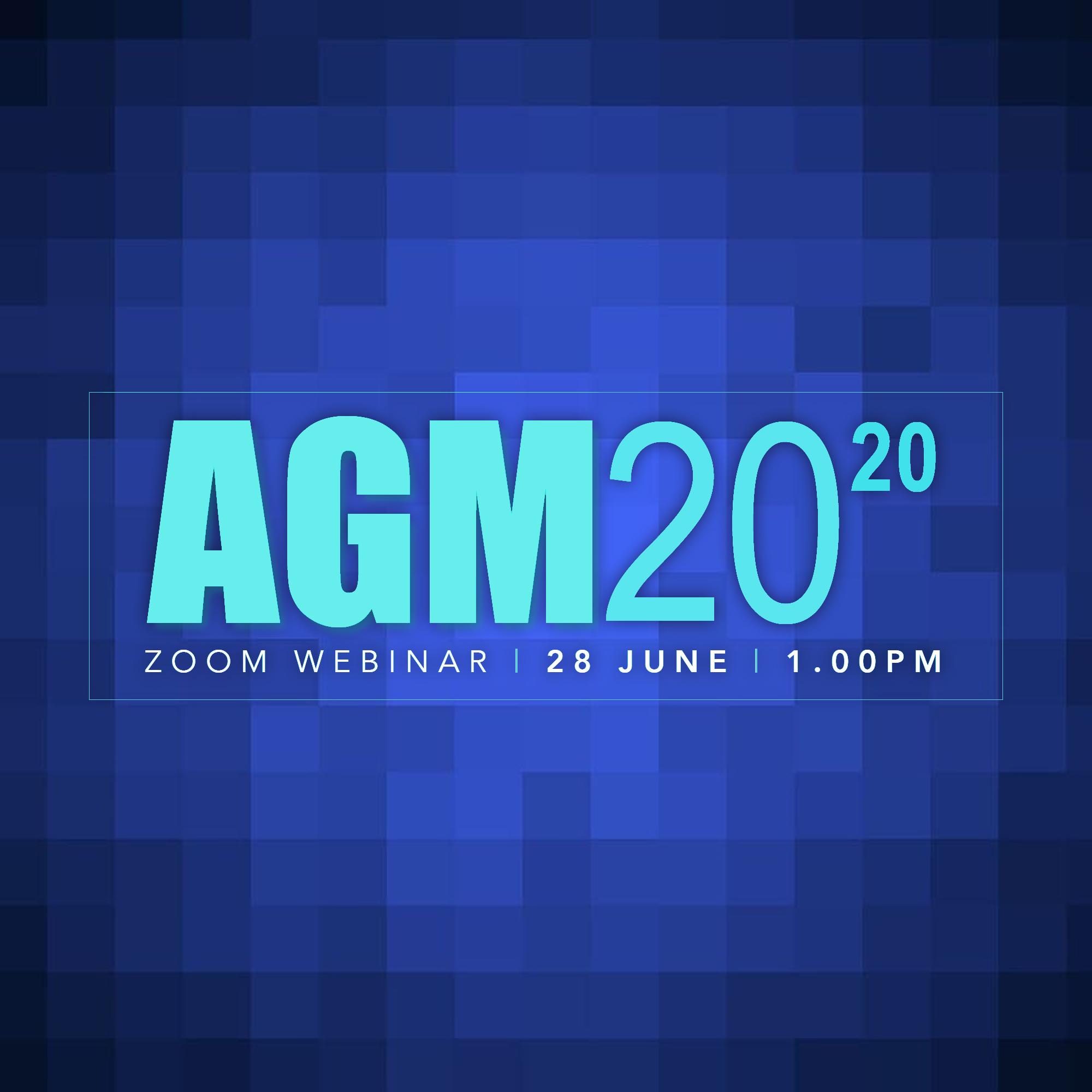 SAC Annual General Meeting 2020