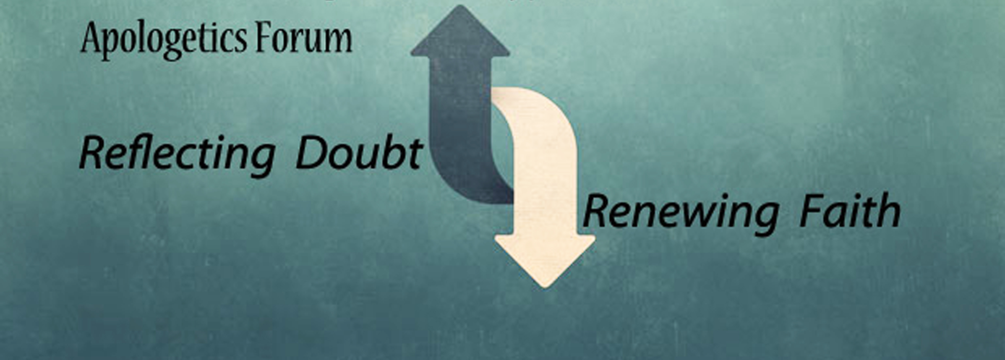 Reflecting Doubt Renewing Faith 1