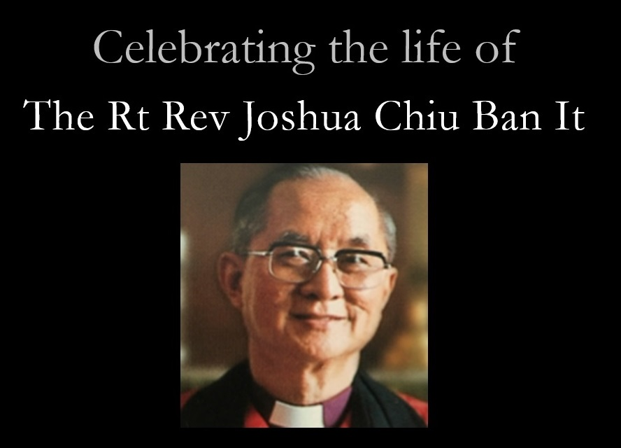Memorial Service for the Late Bishop Chiu Ban It