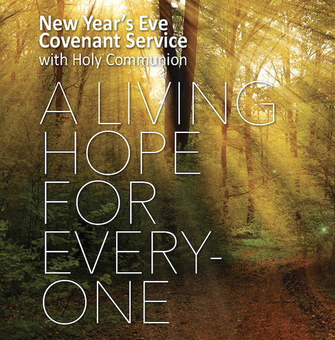 New Year's Eve Covenant Service