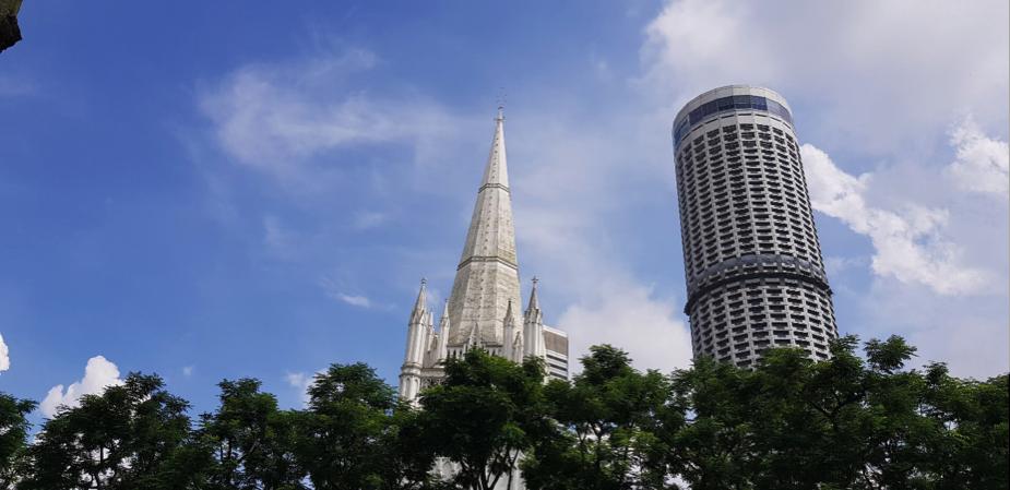 The Quiet Garden Retreat: Two Cities