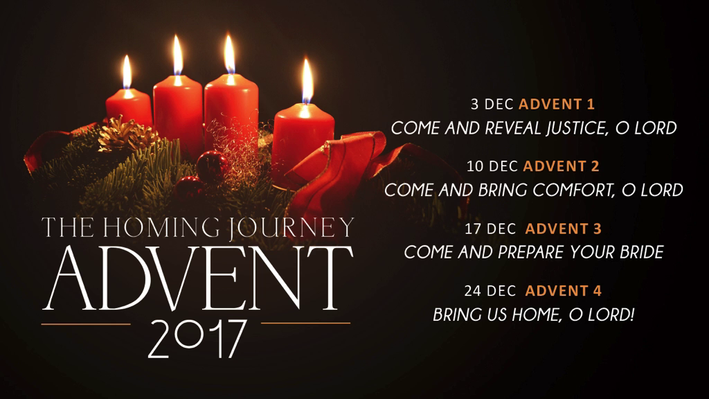 The Homing Journey: Advent 2017