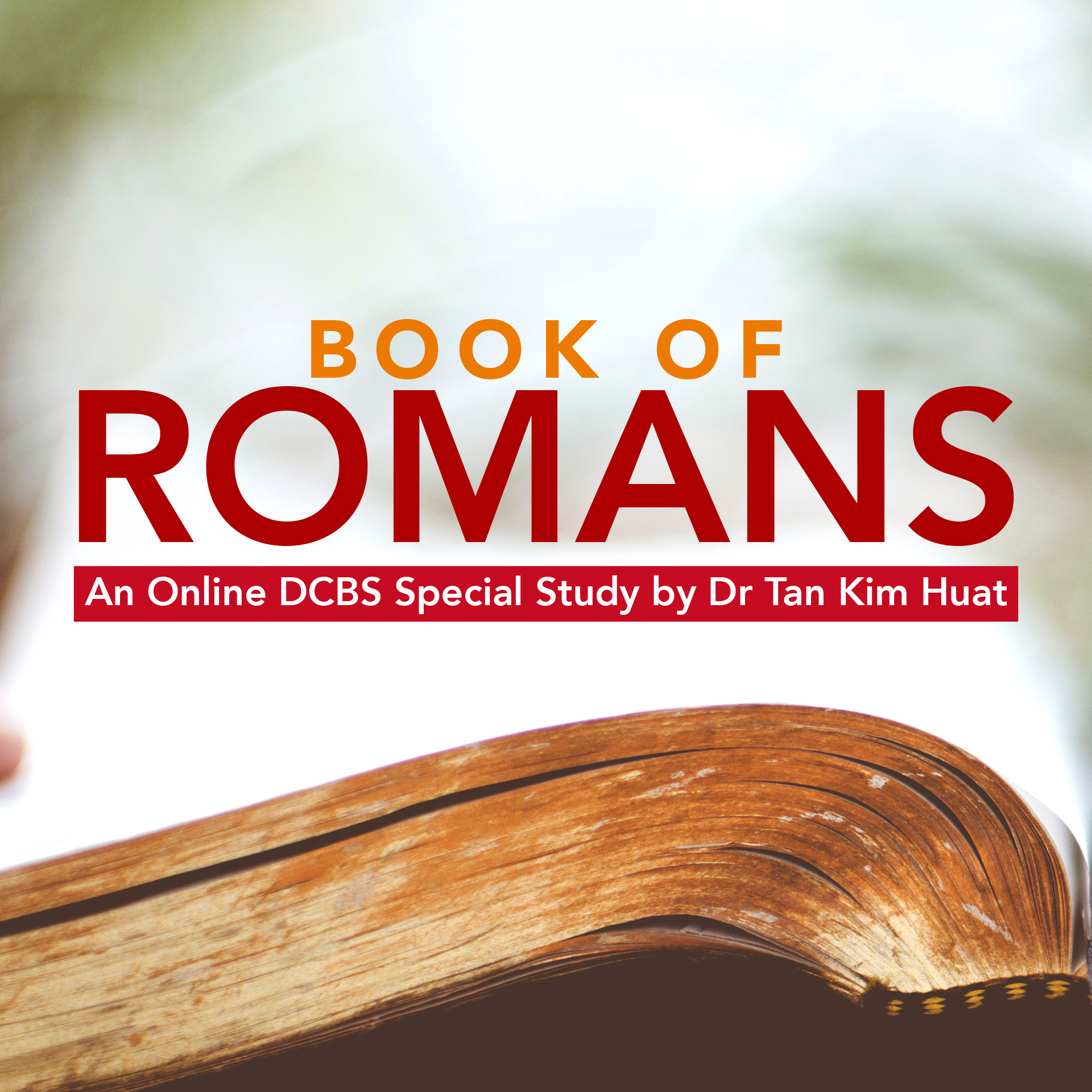 An Online DCBS Special Study: The Book of Romans