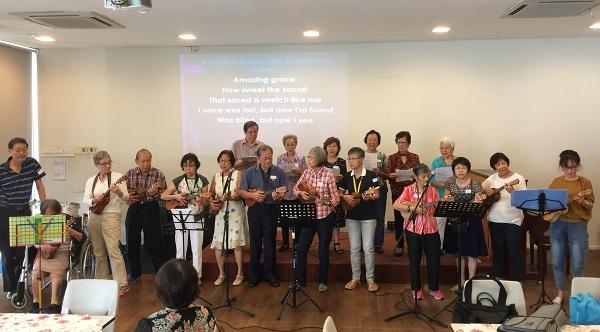SMF Ukuele & Choir Groups