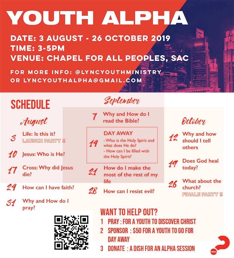 Youth   St Andrew's Cathedral